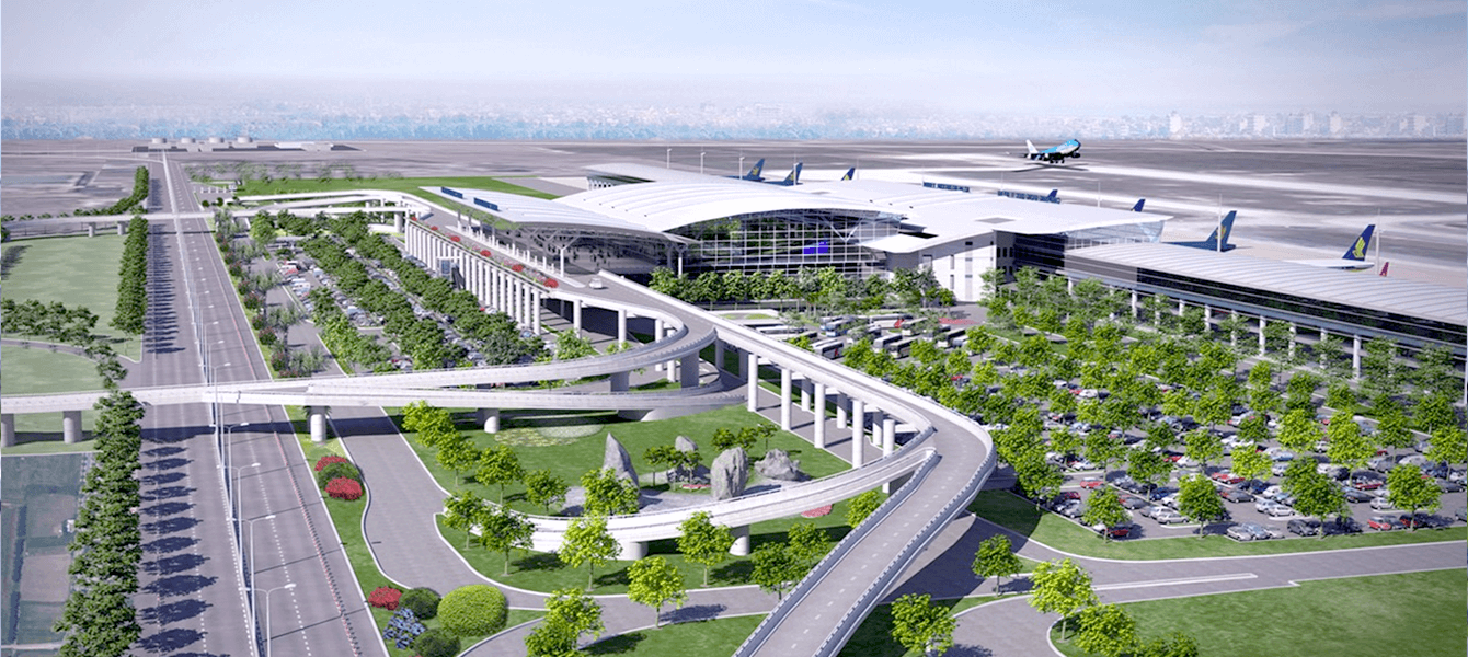 PROJECT STORY 07 JESCO Group Supports Infrastructure of Noi Bai International Airport, the Gateway to Hanoi